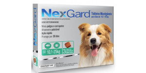 NexGard - Dogs - chewable