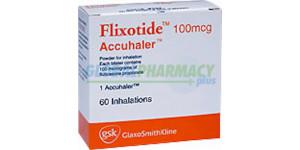 Flovent Diskus®   Flixotide Accuhaler®(Fluticasone) - Brand Name