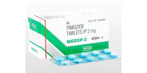 Orap (Pimozide) - Tabs