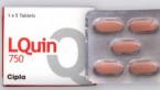 Levaquin (Levofloxacin) - Pills