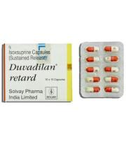 Vasodilan (Isoxsuprine) - Tabs