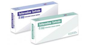Detrol LA (Tolterodine) - Caps