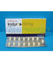 Imdur® Isosorbide Mononitrate - Brand Name and Generic