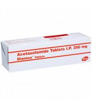 Diamox (Acetazolamide) - 250mg, 90 Tabs