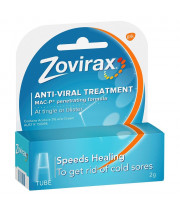 Zovirax® - (Acyclovir cream)