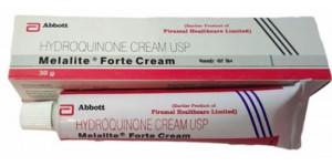 Hydroquinone (Lustra) 4% 1 Tube of cream 30 gm
