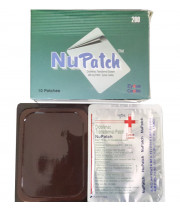 Flector (Diclofenac Patch) 200mg (1.3%), 10 patches