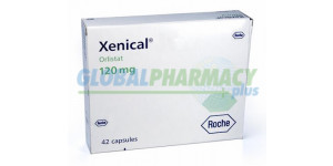 Xenical (Orlistat) - 120mg, 84 Caps