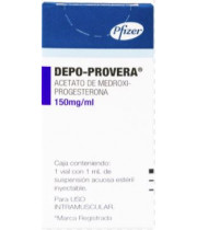 Depo Provera (Medroxyprogesterone Acetate) 150mg/ml 1 Vial