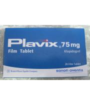 Plavix (Clopidogrel) - Pills