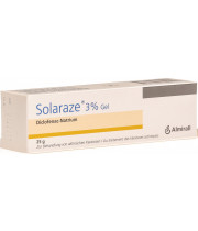 Solaraze Gel (Diclofenac Sodium) 3%, 50 gm Tube