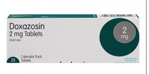 Cardura (Doxazosin Mesylate) - Tablets