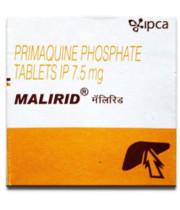 Primaquine (Primaquine Phosphate) - 7.5mg, 100 Tabs