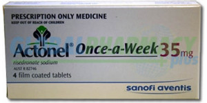 Actonel® Risedronate Sodium - Brand Name and Generic