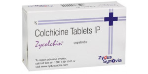 Colcrys (colchicine) 0.5mg, 90 Tabs