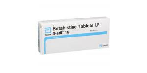Betahistine (Serc) - pills