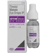 Timolol (Timolol Maleate) - 0.5%, 5 ml Bottle
