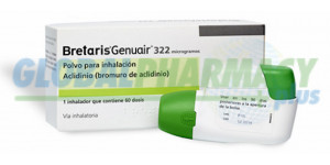 Tudorza® (Aclidinium Bromide) - Brand Name
