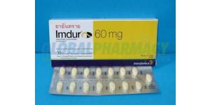 Imdur® Isosorbide Mononitrate - Brand Name and Generic