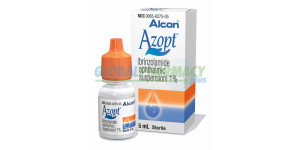 Azopt by Alcon Name Brand
