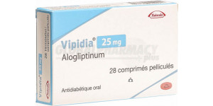 Alogliptin (Nesina) 25mg, 28 Tablets