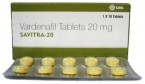 Levitra / Staxyn (Vardenafil HCl) - Brand Name and Generic LP_Levitra_Vardenafil_HCl