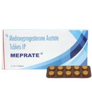 Provera (Medroxyprogesterone Acetate) - 2.5mg, 100 Tabs