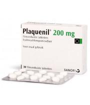 Plaquenil (Hydroxychloroquine) - Pills