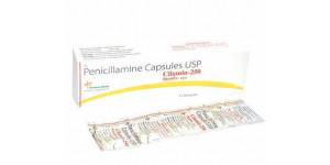 Cuprimine (Penicillamine) - 250mg, 100 caps
