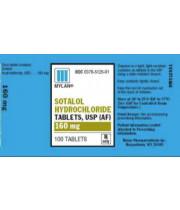 Betapace® (Sotalol Hydrochloride) - Generic