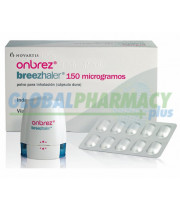 Arcapta Neohaler ( Indacaterol Maleate() 150 mcg, 30 Caps