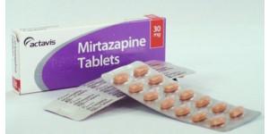 Mirtazapine (Mirtazapine) -  Tabs