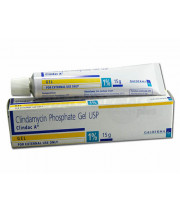 Clindamycin (Cleocin) 1% 60gm Tube Gel