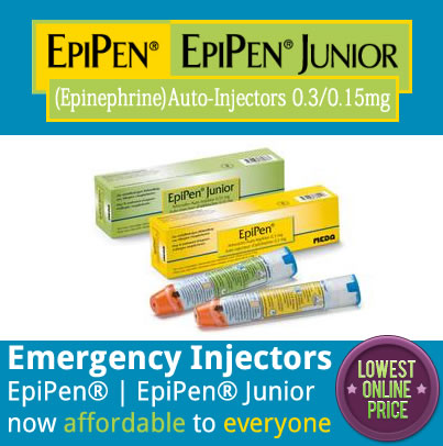 low cost epipen