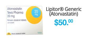 Lipitor - Atrovastatin