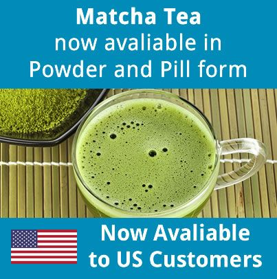 usa matcha tea